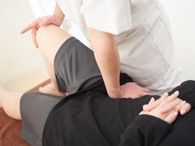 ねじれや歪みを取り除く施術で症状を改善します