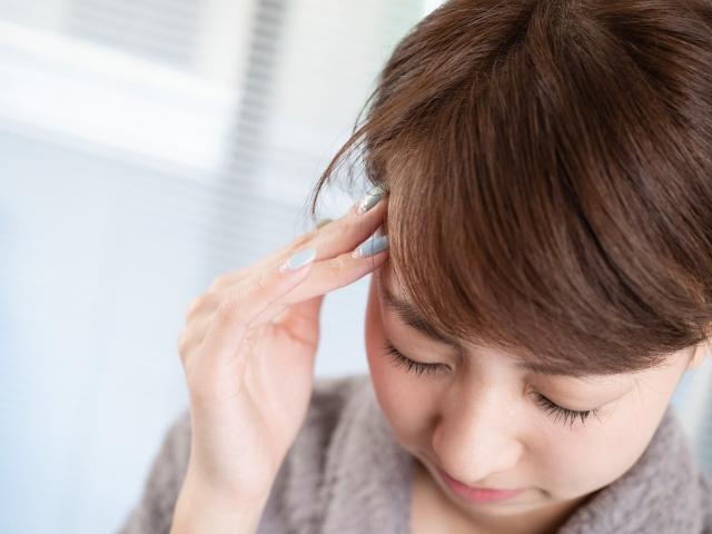 頭痛の原因は日常生活の中に多く潜んでいます